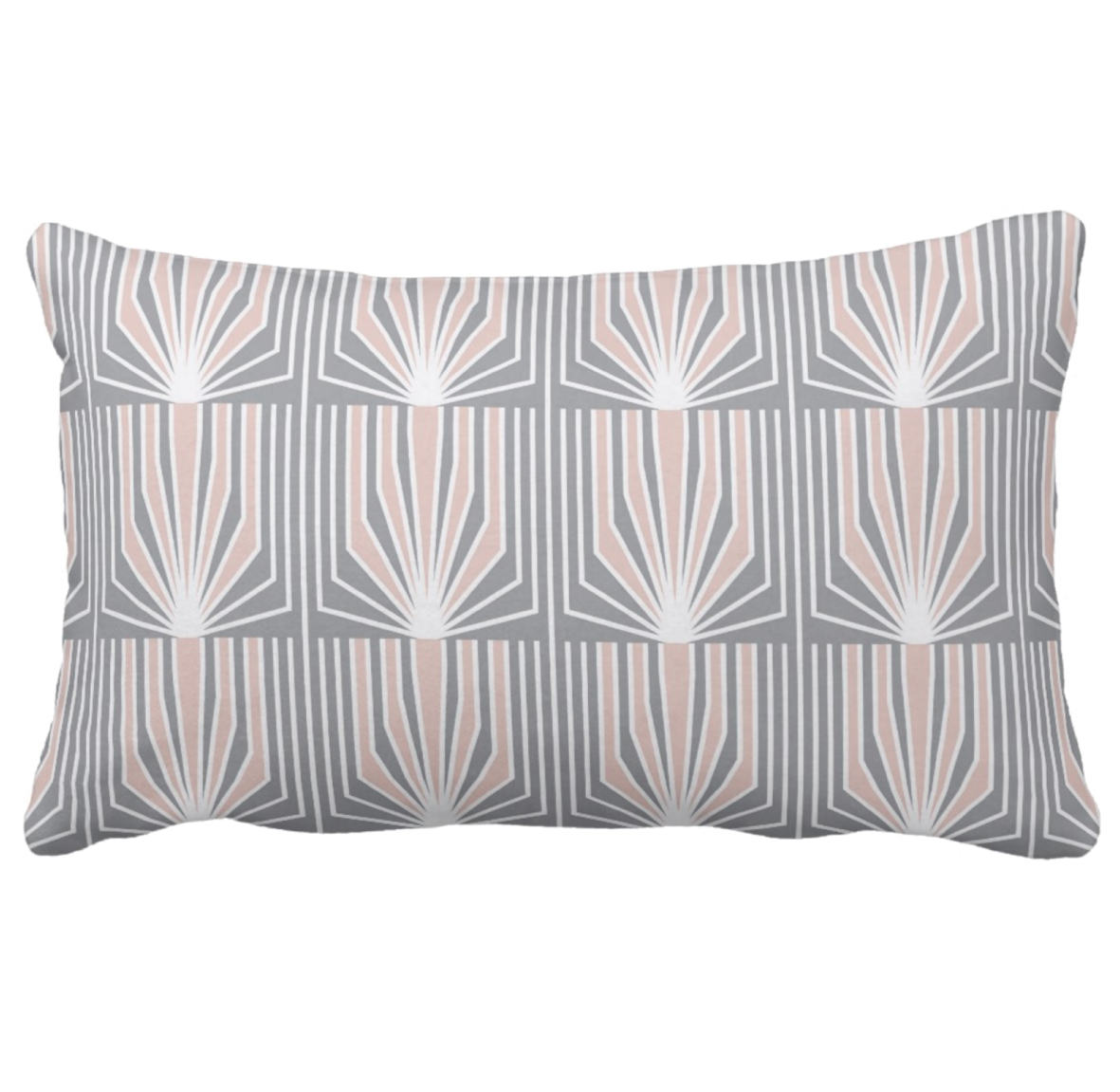 striped pirl lumbar single product pillow throw christa and raw black gray white modern